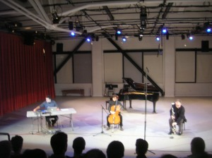 domenico sciajno, marina peterson, gene coleman at sfsound