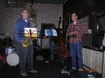 Aaron Bennett, John Finkbeiner, Ivy Room, May 2009