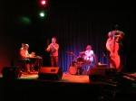 Aram Shelton, in quartet @ The Uptown