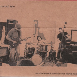 Ross Hammond's Revival Trio. Source: Bandcamp; click to go there.