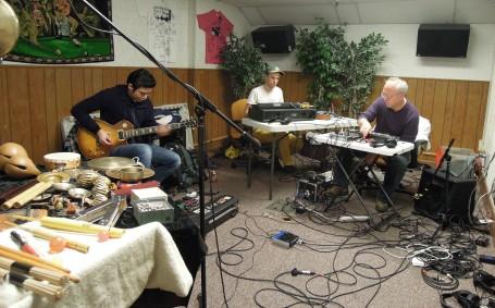 Revenant (three-fourths of it, anyway): Karl Evangelista, Michael Coleman, Tom Djll