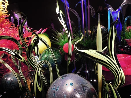 Chihuly Glass. The colors. So many colors.