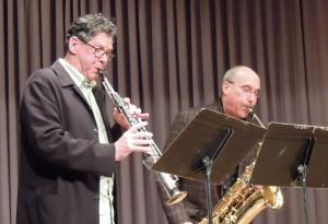 Bruce Ackley and Jon Raskin of ROVA