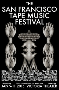 SF Tape Music Festival 2015
