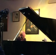 Brett Carson, piano